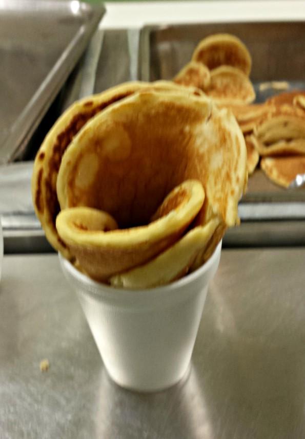 pancakeRose