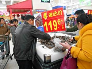 WalmartShrimpPileChina