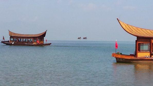 floatingboatskunming