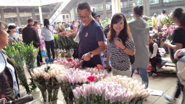 kunmingflowermarketsmile